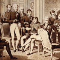 The Congress of Vienna, 1814-15